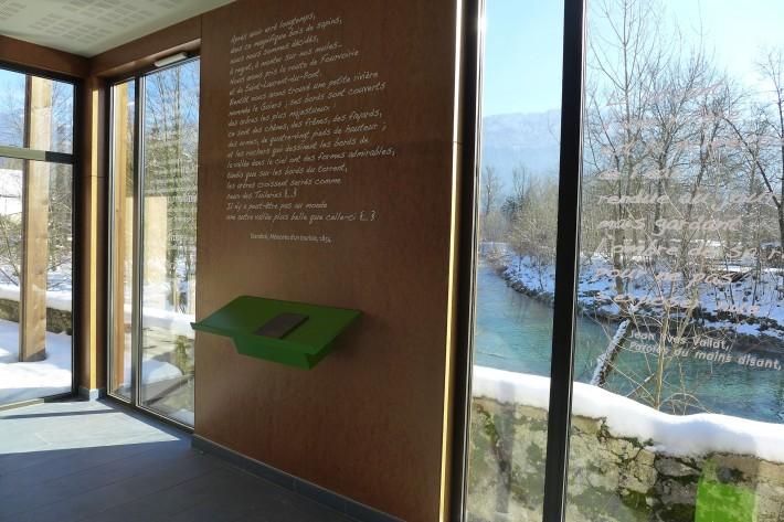 Maison de la rivière Guiers 01
